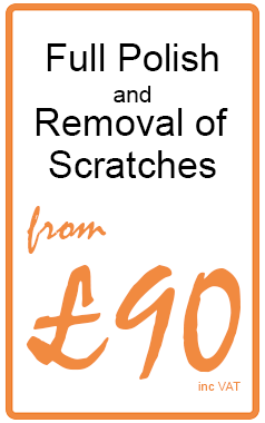 Scratches Smart Repairs Special Offer